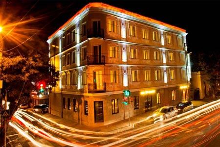 هتل زپ پالاس تفلیس