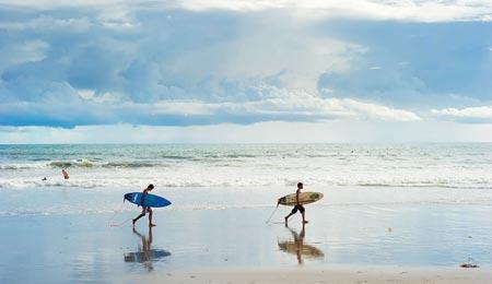 منطقه توریستی کوتا بالی
