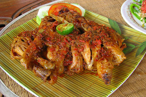 غذاهای تور بالی بتوتو
