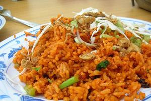 غذاهای تور بالی ناسی