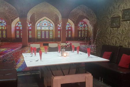رستوران نایب در تفلیس