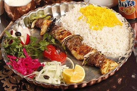 رستوران ایرانی شادیز در تفلیس