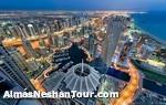 جاذبه های گردشگری و توریستی دبی